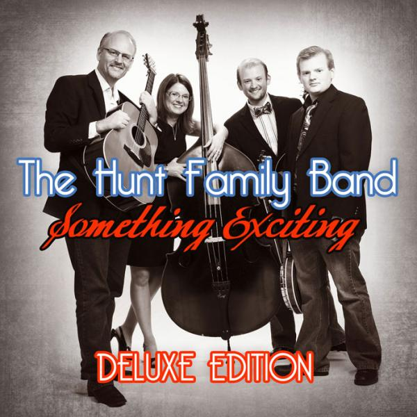 The Hunt Family Band - Something Exciting cover